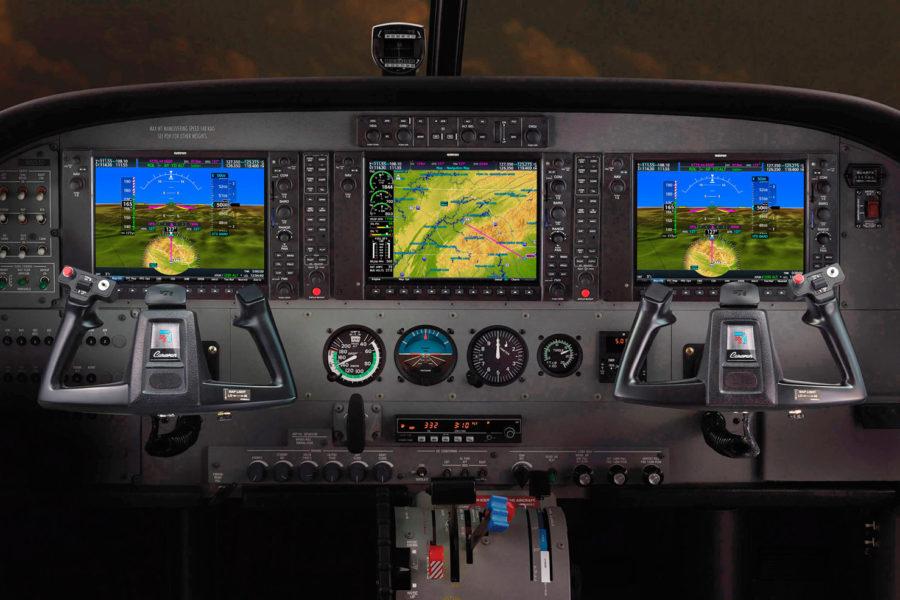 Textron Aviation enhances Cessna Caravan and Grand Caravan EX turboprops with new flight deck features