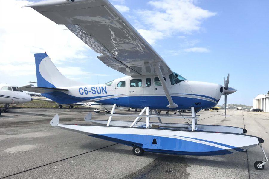 1981 Cessna U206G Stationair Amphibian