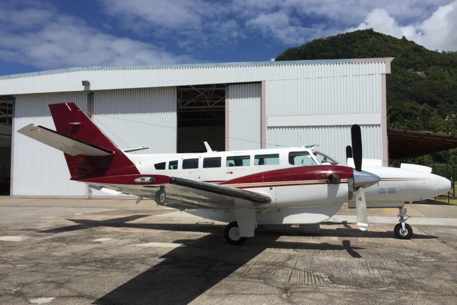 1990 Reims-Cessna F406 Caravan II