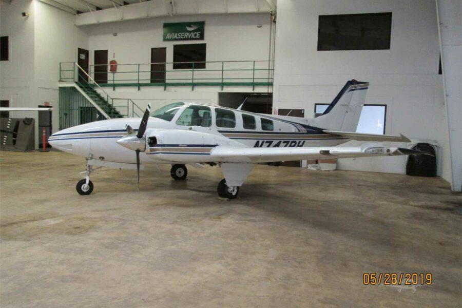 1988 Beechcraft 58 Baron